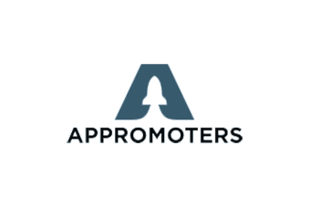 Logo van WP Masters klant Appromoters