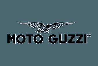 Logo van WP Masters klant Moto Guzzi